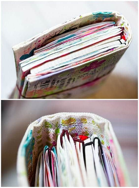 Bullet Journal Hack Use a Travelers Notebook