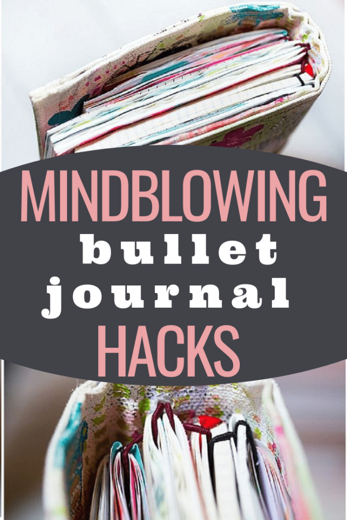 READ THIS before you do anything in your bullet journal! These are THE BEST bullet journal hacks. I am so glad that I found these INCREDIBLE bullet journal tips. I can't wait to use these bullet journal hacks in my own bullet journal spreads and layouts! #bulletjournal #bulletjournalhacks