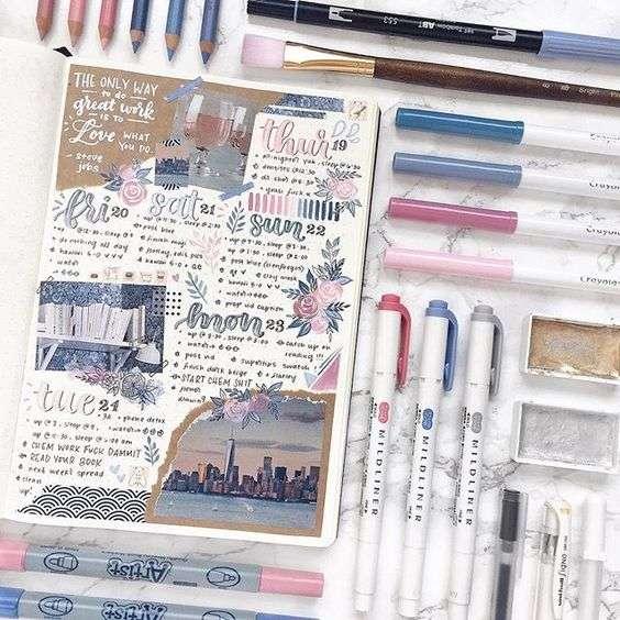 Washi Tape for Bullet Journals