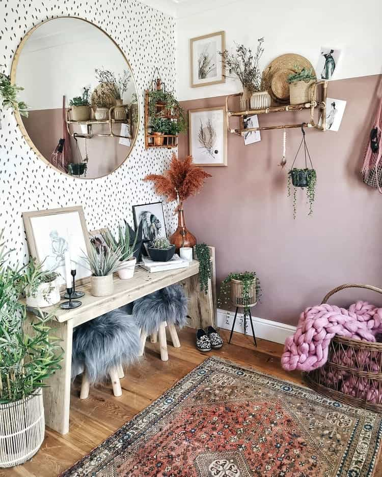 Modern Boho Bedroom Ideas - You Are Gonna Love! - Nikola ... on Modern Boho Room  id=31968