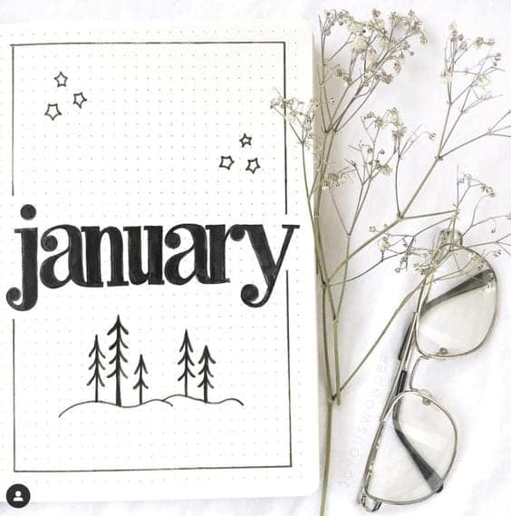 January Cover Page 2021